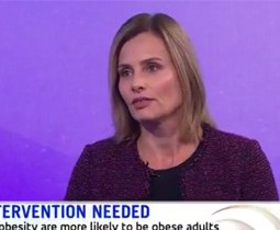 Dr Gerogia Rigas's on Sunrise Channel